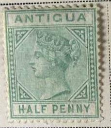 Антигуа 1889